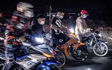 Xuất hiện facebooker khoe chiến tích tổ chức chặn cao tốc làm đường đua