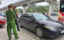 Vụ tài xế xe Camry là quân nhân say xỉn, xô xát với CSGT: Chuyển hồ sơ để quân đội xử lý