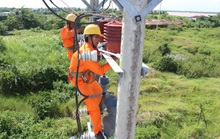 EVNSPC lập phương án tăng cường cấp điện chống hạn, mặn