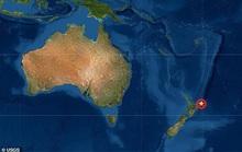 New Zealand hứng động đất lớn, nguy cơ sóng thần