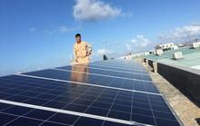 Vốn huy động cho dự án điện mặt trời tăng đột biến