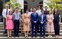 Nước Pháp chờ đón học sinh Việt Nam