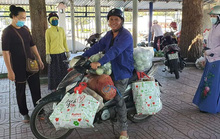 Trong 24 giờ, người dân Bà Rịa - Vũng Tàu giải cứu gần 60 tấn nông sản Hải Dương