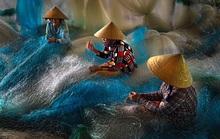 """Cuộc thi ảnh """"Nét đẹp lao động"""": Tháng ngày lam lũ, tảo tần"""