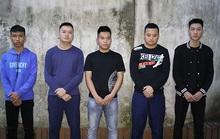Hai nhóm thanh niên hỗn chiến, nổ súng trong đêm