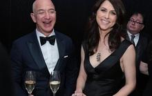 Tỉ phú Jeff Bezos mừng vợ cũ tái hôn