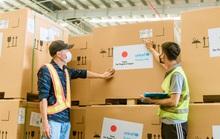 300 tủ lạnh bảo quản vắc-xin do Nhật Bản - UNICEF hỗ trợ đến Việt Nam