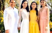 Ngoài 2 công chúa xinh đẹp, Quyền Linh còn có 3 con gái nuôi