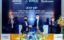 SonKim Land và Viettel Networks hợp tác triển khai hạ tầng viễn thông tại các dự án TP thông minh