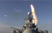 Hạm đội Nga tập trận 10 lần phóng tên lửa, Nhật Bản phản ứng