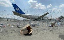 Không quân Mỹ tiết lộ chuyện động trời ở sân bay Kabul