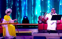 NSƯT Lệ Giang mang đàn bầu đến Dubai, hòa tấu cùng dàn nhạc Trung Đông