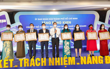 CT Group được UBND TPHCM tặng Bằng khen