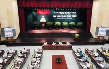 Thành ủy TP HCM họp mở rộng bàn nhiều vấn đề quan trọng