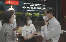 Chủ tịch Phan Văn Mãi: Chưa thể nói TP HCM đã trở lại trạng thái bình thường mới