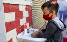 Tạo thói quen rửa tay phòng dịch đến 10.000 trẻ em học sinh