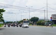 CSGT dẫn đường cho gần 2.000 người Ninh Thuận chạy xe máy về quê