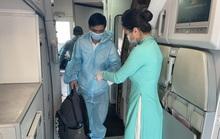 Hơn 600 người dân từ TP HCM về quê Bắc Ninh trên 3 chuyến bay