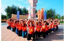 Cuộc thi ảnh Thiêng liêng cờ Tổ quốc: Tổ quốc mến yêu