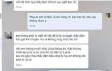 Tạm đình chỉ giảng viên bị tố nhắn tin rủ nữ sinh vào khách sạn