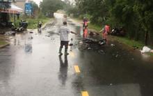 Va chạm xe máy ở Quảng Nam, 3 người chết