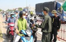 Người từ vùng xanh ở Đà Nẵng vào Quảng Nam không phải xét nghiệm