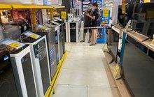 Điện máy ngập hàng tồn, giảm giá sâu
