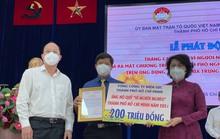 """EVNHCMC ủng hộ 200 triệu đồng Quỹ """"Vì người nghèo"""" của TP HCM"""