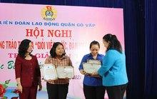 Tuyên dương 278 nữ CNVC-LĐ Giỏi việc nước - đảm việc nhà