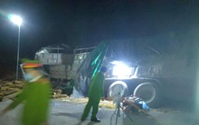 Vụ xe tải gặp nạn: Cả 7 người tử vong