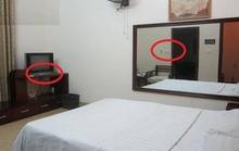Lắp camera trong nhà nghỉ quay lén clip nóng các cặp đôi để tống tiền