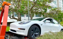 Trường ĐH đầu tiên đưa ôtô điện Tesla cho sinh viên thực hành