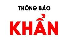 Bộ Y tế thông báo khẩn tìm người bay từ Phú Quốc về Hà Nội ngày 22-3