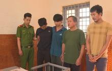 Bắt giữ 4 người trong 1 gia đình tấn công lực lượng công an