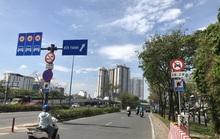 Biển báo cấm đường Võ Văn Kiệt:  Nhiều tranh cãi là chứng tỏ chưa hợp lý?