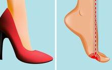 Những tác hại của việc đi giày cao gót thường xuyên