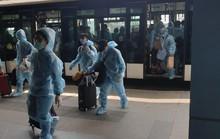 """""""Tâm thư"""" của các công dân về từ Đài Loan trên những chuyến bay giải cứu"""
