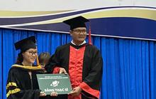 106 tân thạc sĩ chương trình liên kết quốc tế nhận bằng tốt nghiệp