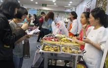Thực phẩm ngoại lấy lòng người Việt
