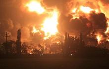 Indonesia: Nổ nhà máy lọc dầu sau vụ đánh bom nhà thờ