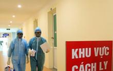 Phê bình giám đốc trung tâm y tế huyện ở Thanh Hóa do chậm truy vết F1