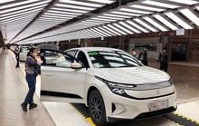 Thấy gì khi Trung Quốc đang đổi thay bàn cờ ô tô điện của thế giới?