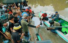 CLIP: Cảnh rượt đuổi, cháy trên sông tiêu tốn 3 tỉ đồng của Lý Hải