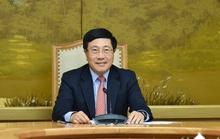 Phó Thủ tướng Phạm Bình Minh trao đổi trực tuyến với Đặc phái viên của Tổng thống Mỹ
