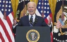 """Ông Biden tiết lộ gói 2,6 ngàn tỉ """"đi tắt, đón đầu"""" Trung Quốc"""