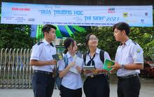 """Hôm nay 11-4, """"Đưa trường học đến thí sinh"""" 2021 tại Phú Yên: Cơ hội """"vàng"""" trước khi đặt bút dự thi"""