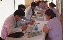 Hà Nội: Hơn 2.000 đoàn viên được khám sức khỏe