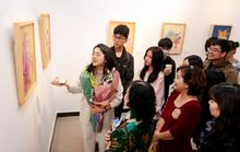Nữ sinh Hà Nội tổ chức triển lãm đặc biệt Hồi hải mã gây quỹ từ thiện