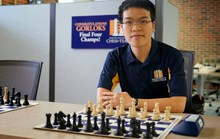 Lê Quang Liêm được bổ nhiệm HLV trưởng đội cờ vua Đại học Webster