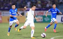 Quang Hải tỏa sáng, Hà Nội FC đè bẹp Than Quảng Ninh